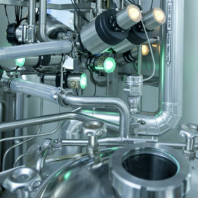树脂生产自动化